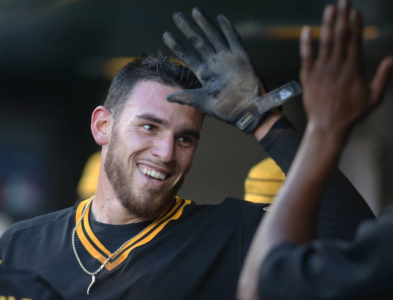 Pirates starter Joe Musgrove
