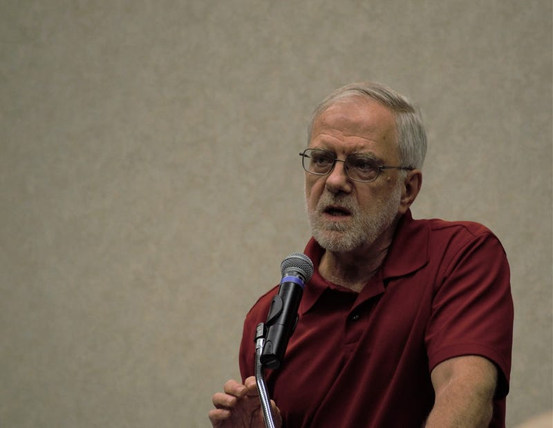 Howie Hawkins, 2020 Green Party Presidential Candidate