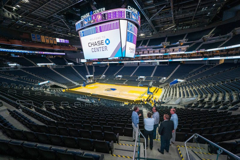 Warriors to face Nets in empty gym, cancel or postpone future events