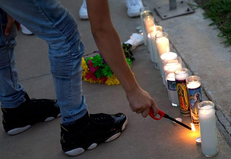Texas shootings in Odessa and Midland