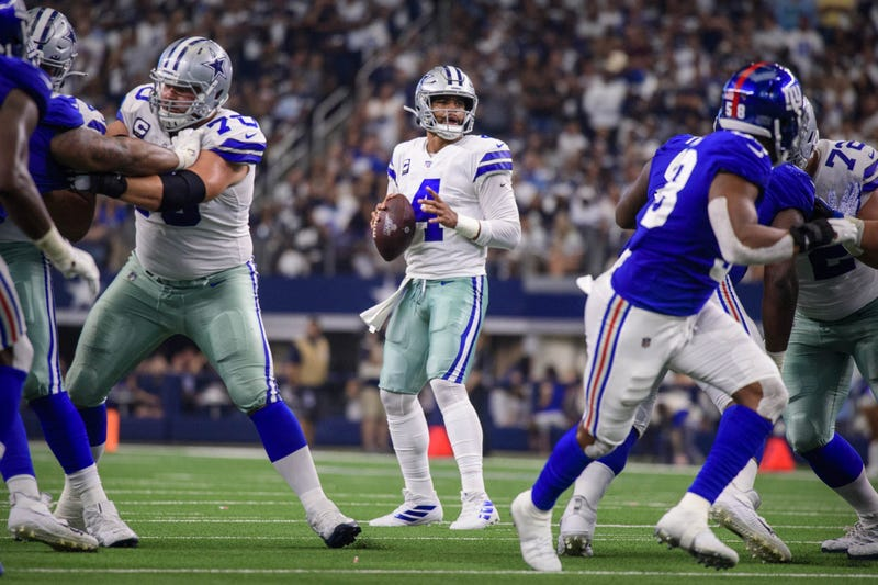 New York Giants at Dallas Cowboys