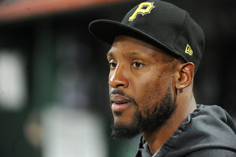 Pittsburgh Pirates outfielder Starling Marte