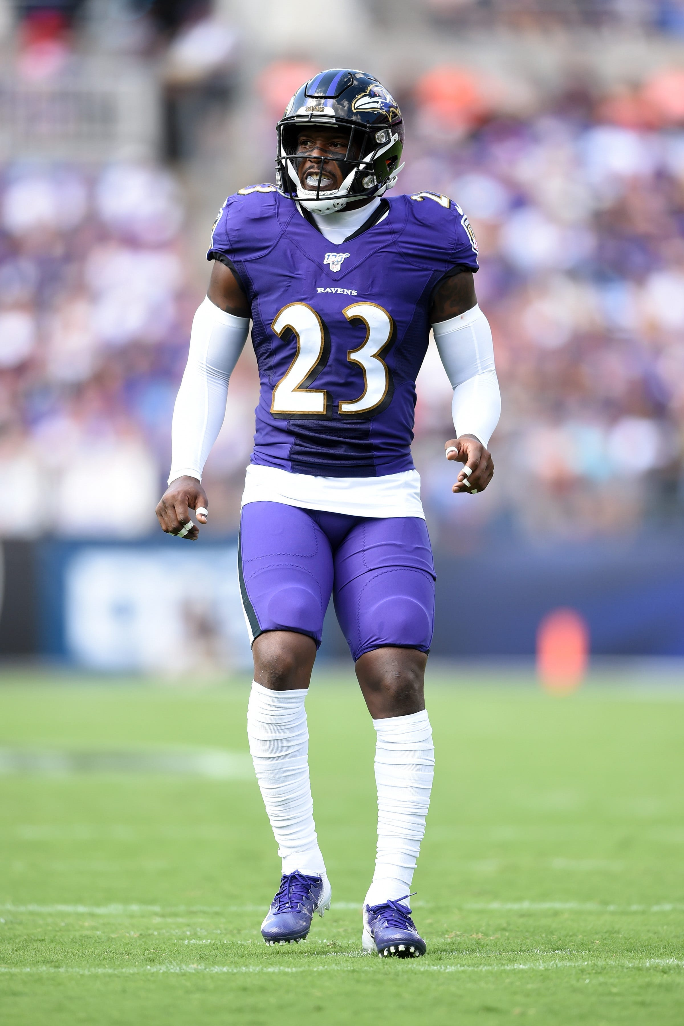 Ravens move on from veteran safety