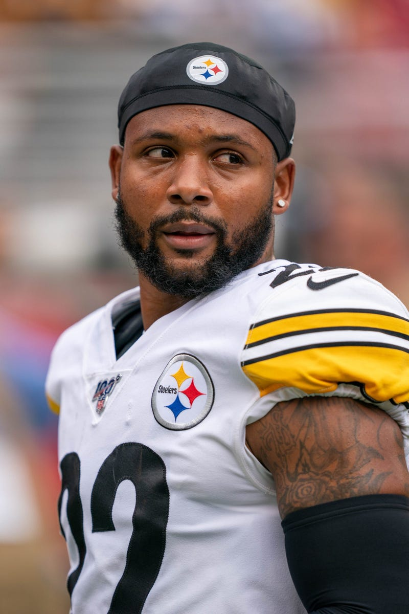 Steelers corner Steven Nelson