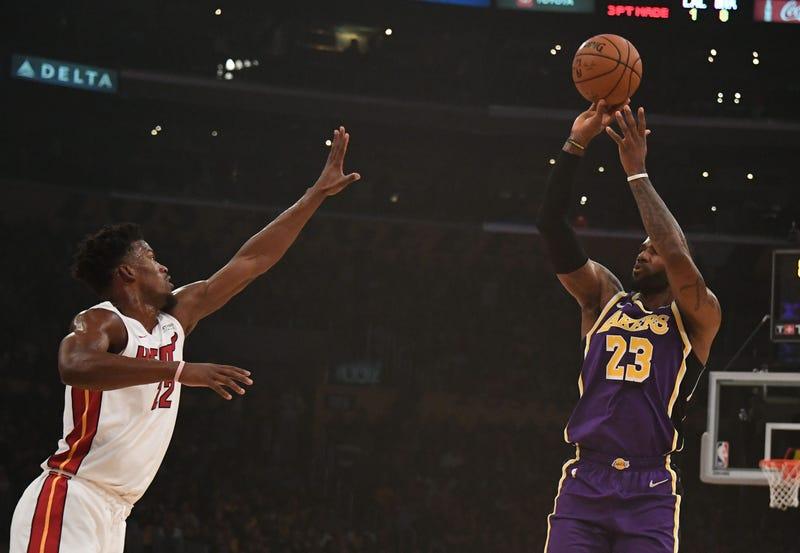 Jimmy Butler/LeBron James