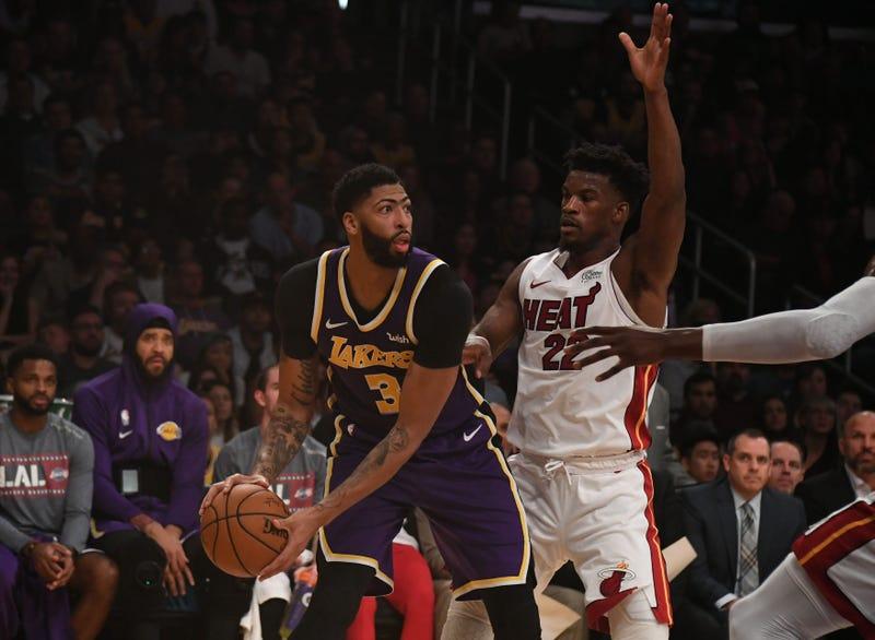 Heat Lakers