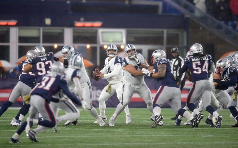 Dallas Cowboys at New England Patriots
