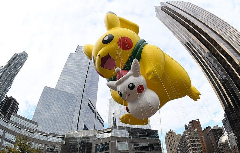 2019 Macy's Thanksgiving Day Parade