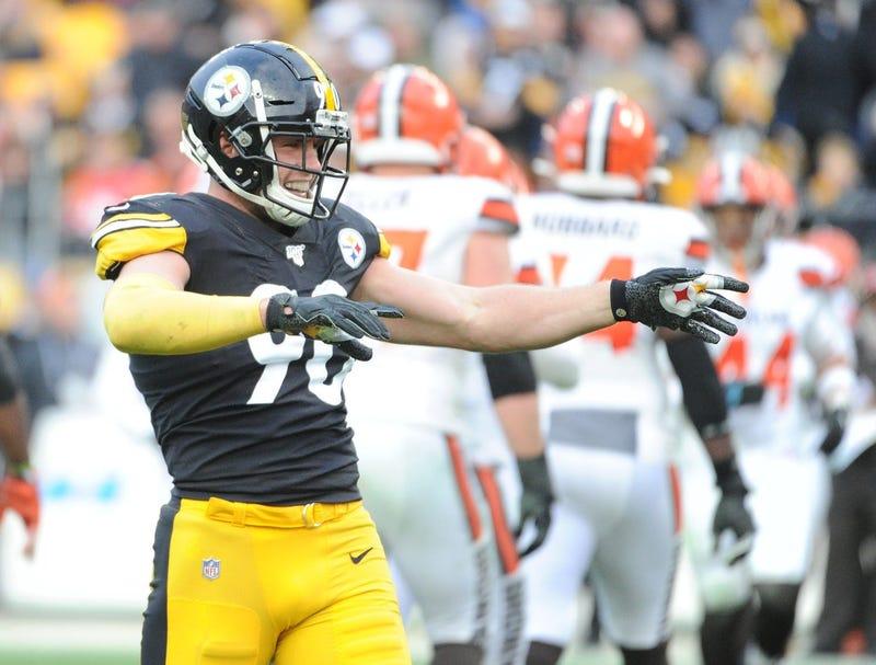 Steelers LB TJ Watt
