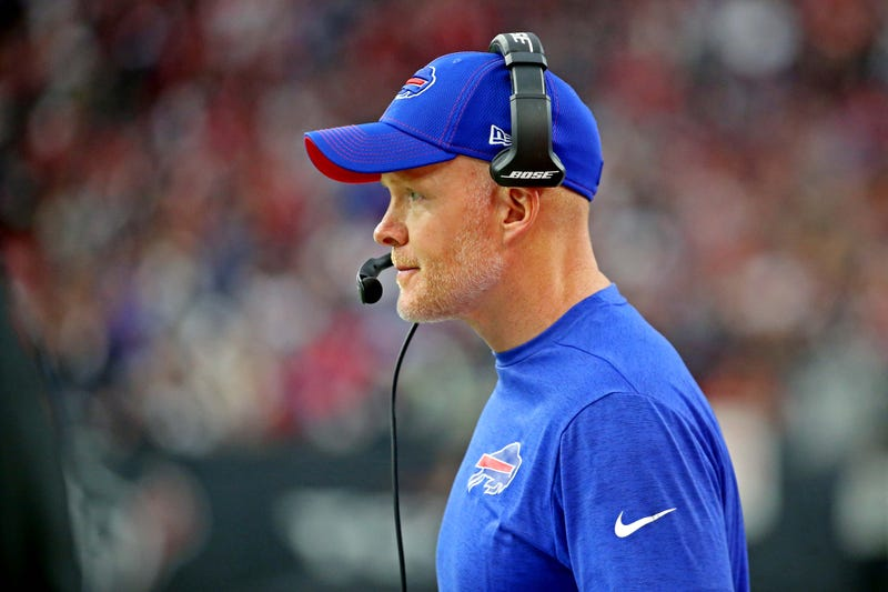 Sean McDermott coaching