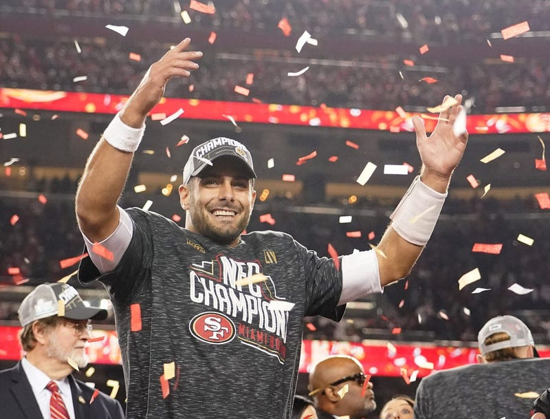 J.R. Garoppolo, quarterback from a distant past