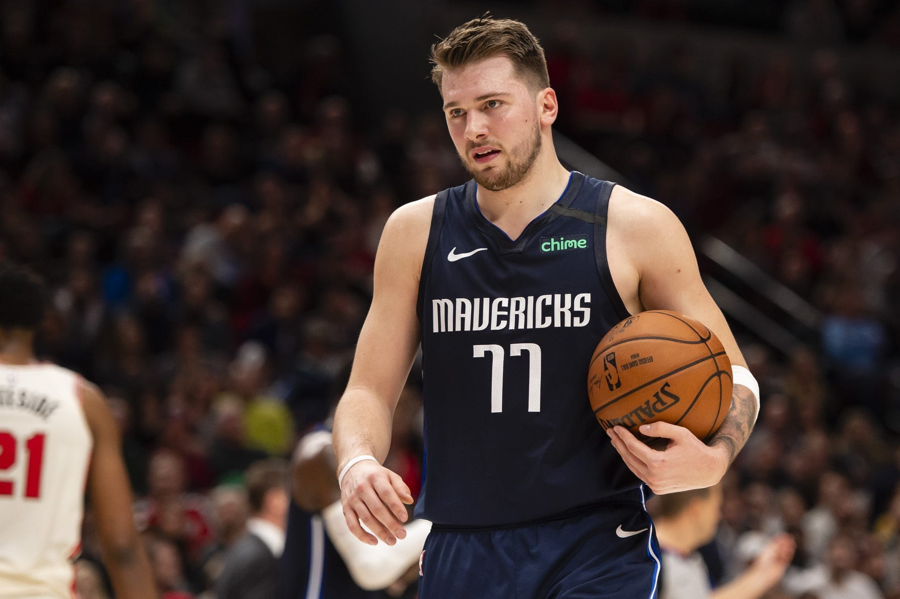 Luka Doncic Has Fully Recovered From His Hand Injury