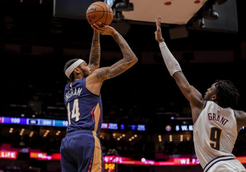 Pelicans vs. Nuggets