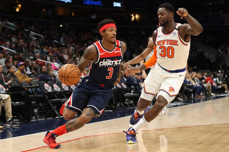 Bradley Beal says he has not yet decided if he will play when the NBA restarts in Orlando.