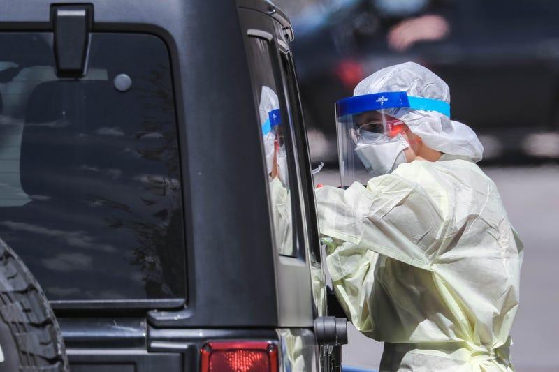 Coronavirus Testing Sites in Illinois