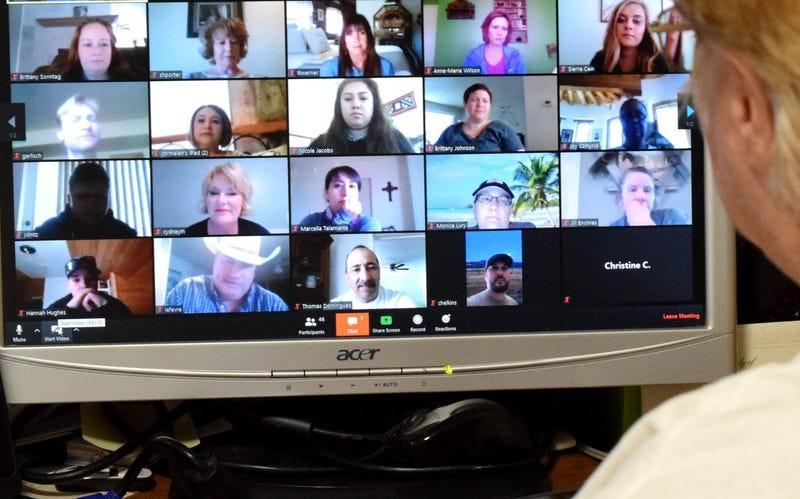 Zoom Meeting, Online Meeting
