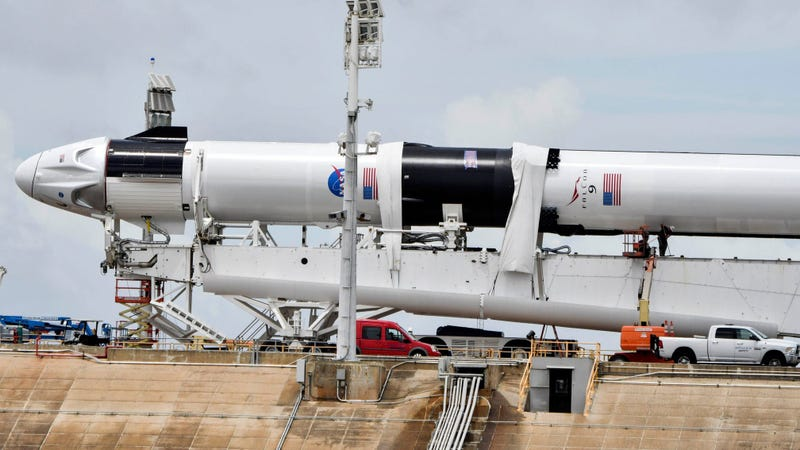 For the first time since 2011, astronauts will be launched into space from U.S. soil.