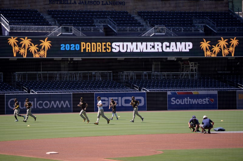 Padres Summer Camp