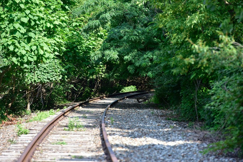 Section of the Norfolk Southern Railway