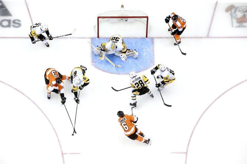 Penguins-Flyers