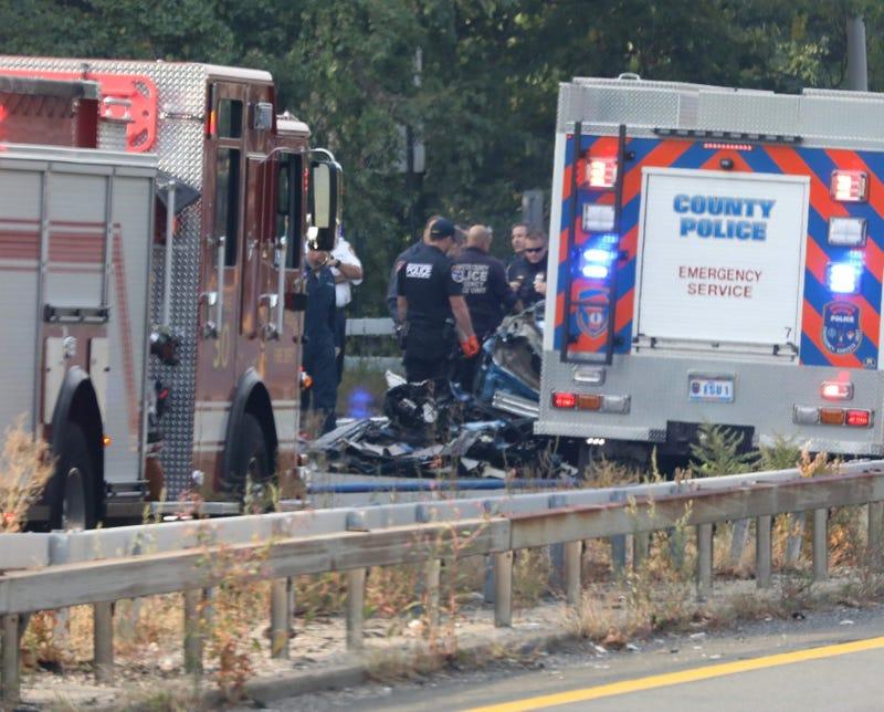 Westchester Rollover Crash