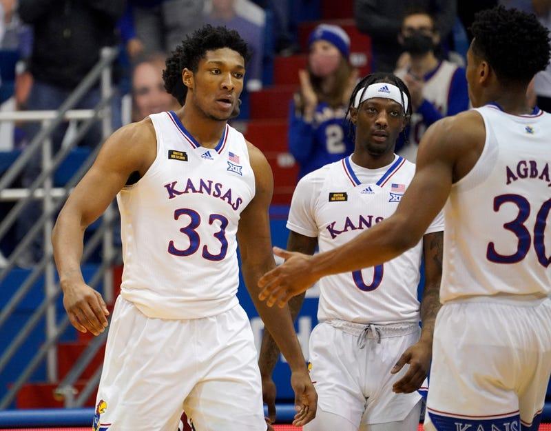 KU on the road tonight to face Oklahoma St.
