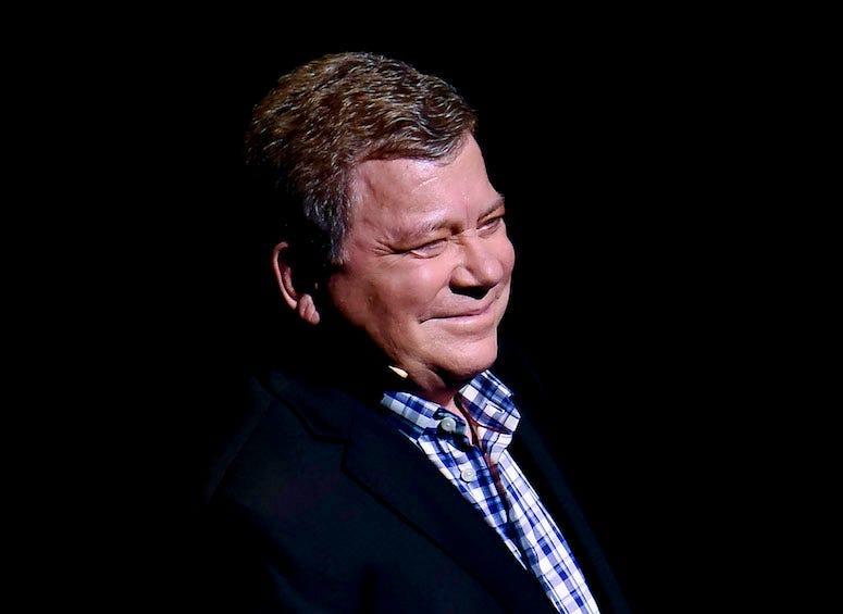 William Shatner, Smiling, Shatner's World, Performance, 2016