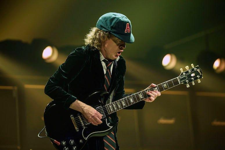 Angus Young, ACDC, Concert, Florida, Guitar, Solo, 2016
