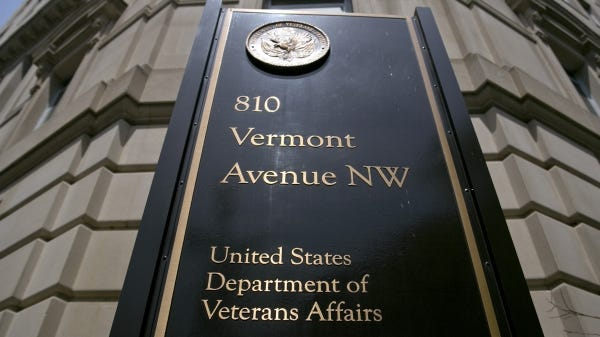 Department of Veterans Affairs.