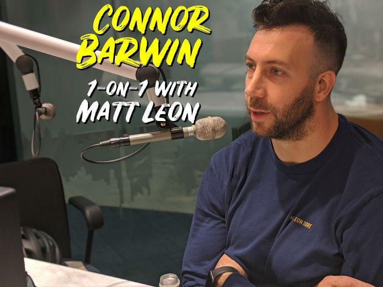 Connor Barwin.