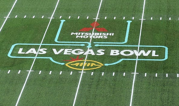 The 2018 Las Vegas Bowl.