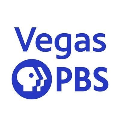 Logo For Vegas PBS, Channel 10