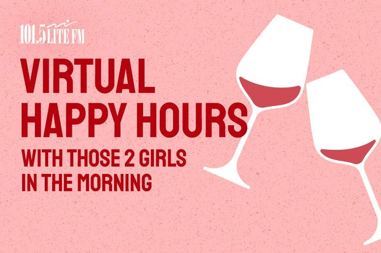 Virtual Happy Hour!