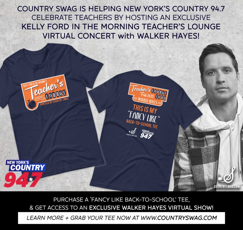Walker Hayes Country Swag Shirt