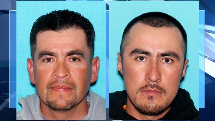 Suspects in the disappearance of a man in NLV from 2000