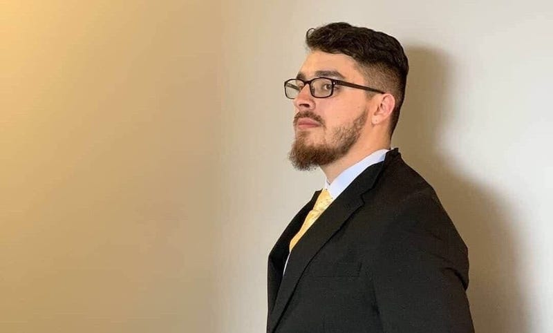 23-year-old graduate student Joe Warburton of Pitman, New Jersey has joined task force focused on diversity and inclusion in the town.