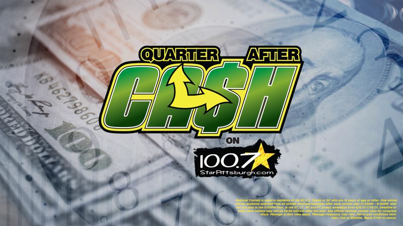 Quarter After Cash on 100.7 Star