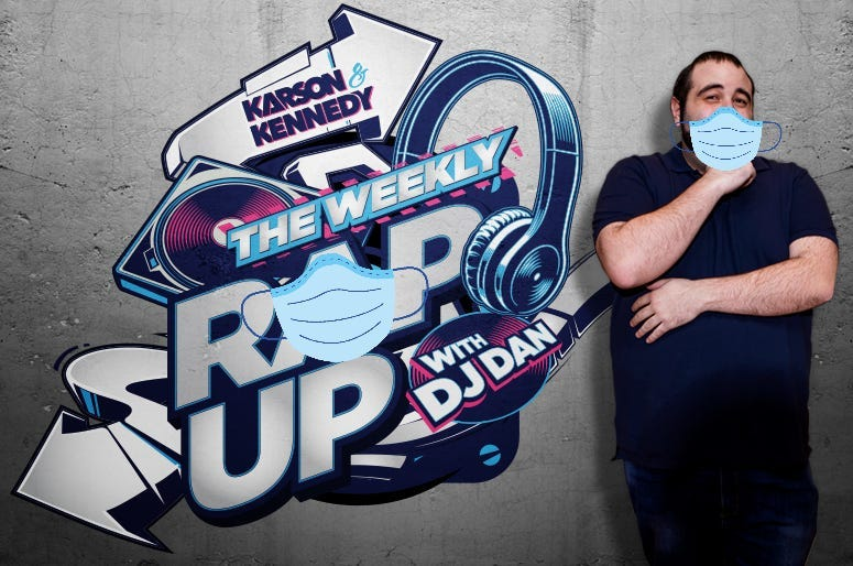 dj dan weekly rap up