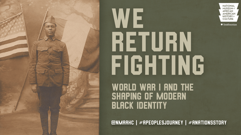 We Return Fighting, Courtesy of National Museum of African American History and Culture