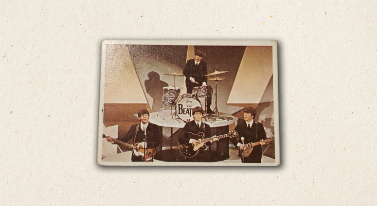Card of the Day - The Beatles