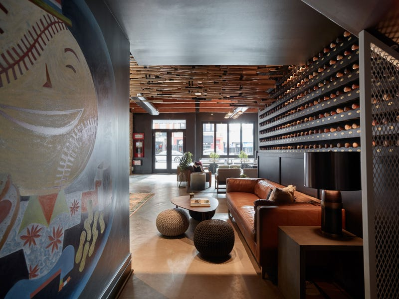 The Wheelhouse Hotel in Chicago