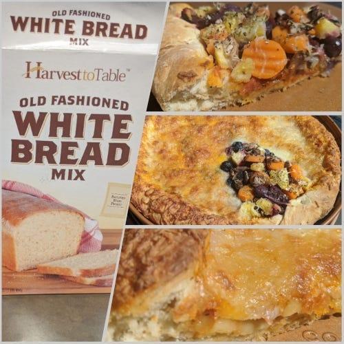 White Bread Mix TJs