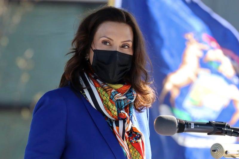 Gov. Gretchen Whitmer proposes investment in health