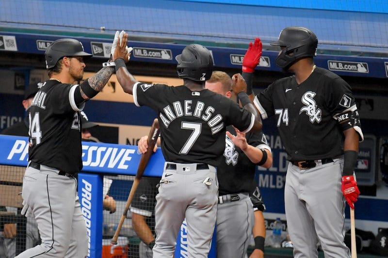 W Sox V Indians
