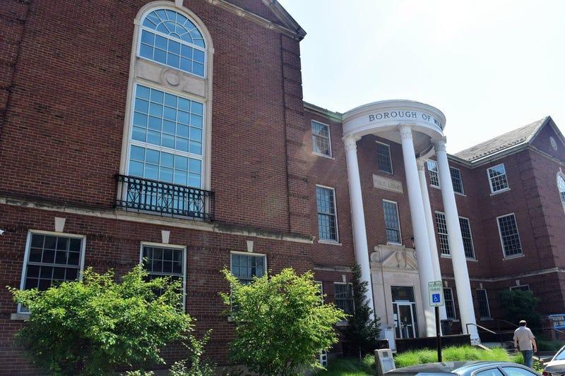 Wilkinsburg Municipal Building
