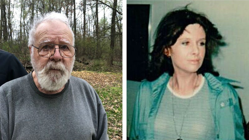 From left: William Korzon and Gloria Korzon