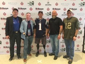 Operation Warrior Wishes honorees