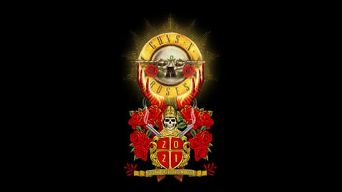 Guns N Roses 2020 Tour