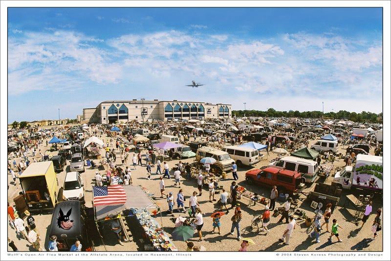 Wollf's Flea Market
