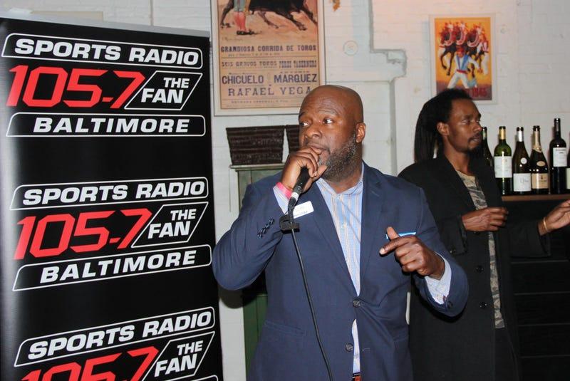 Whiskey Rocks Baltimore 2020